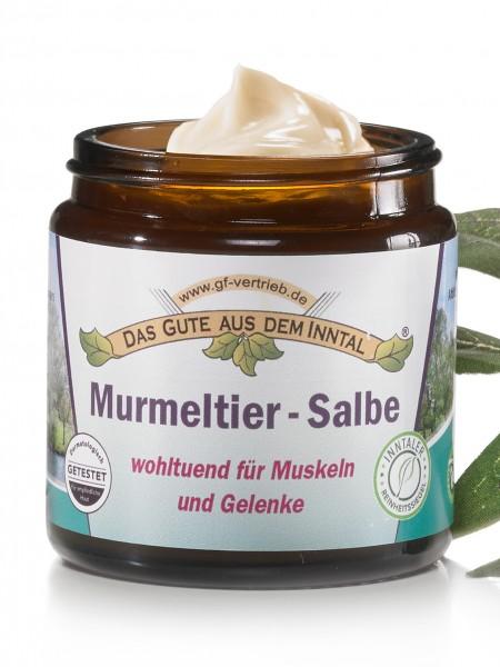 Murmeltier-Salbe