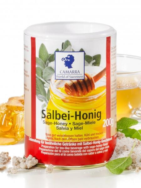 Salbei-Honig-Getränk