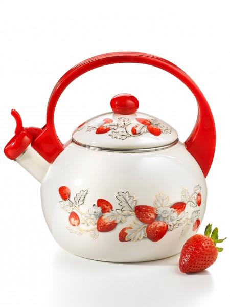 """Teekessel """"Erdbeere"""""""