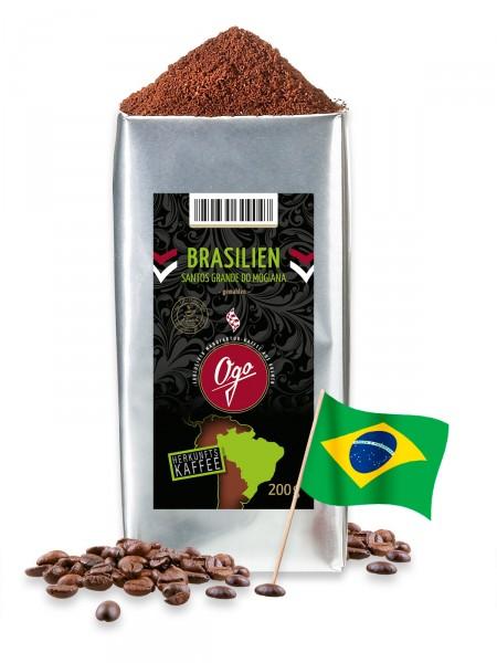 """Brasilien """"Santos Grande de Mogiana"""", gemahlen"""