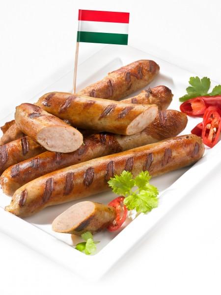 Bratwurst, ungarisch