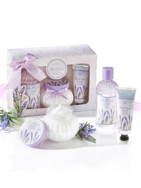 "Kosmetik-Set ""Lavendel"""