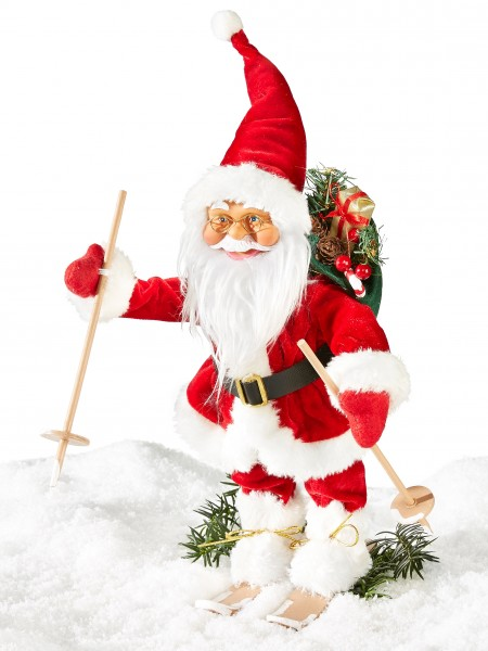 Ski-Santa