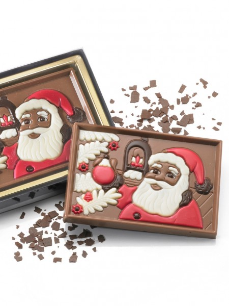 "Schokobild ""Santa"""