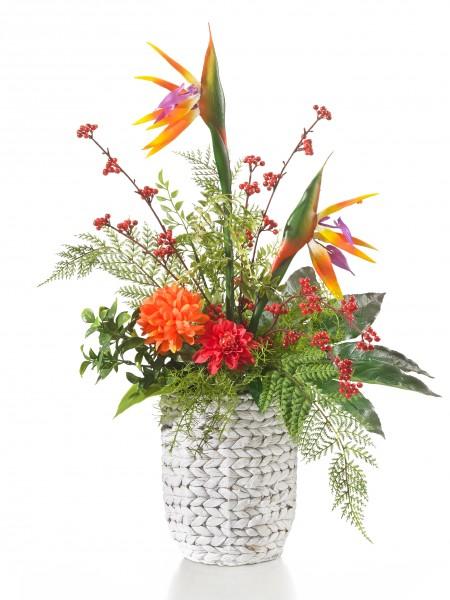 """Bodenvase """"Herbsttraum"""""""