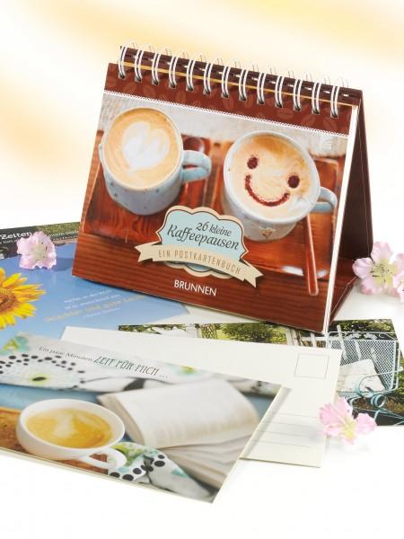 "Postkartenbuch ""Kaffee"""