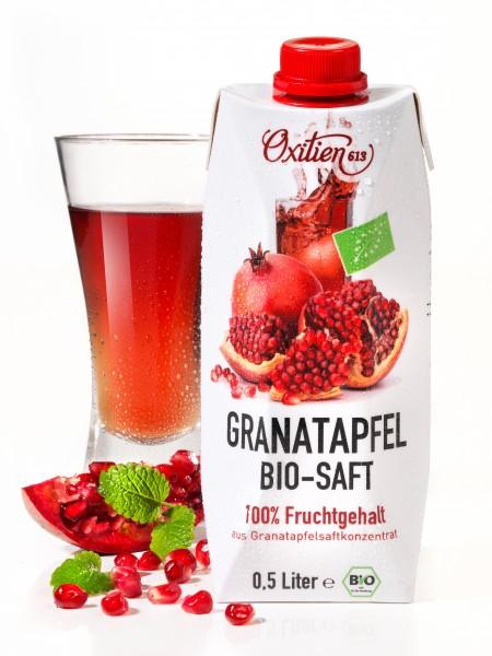 Granatapfel Bio-Saft
