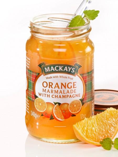 Orange-Champagner-Marmelade