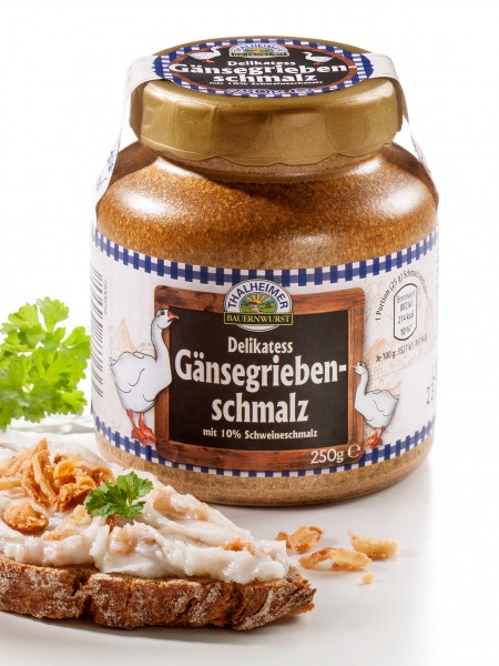 Gänsegrieben-Schmalz