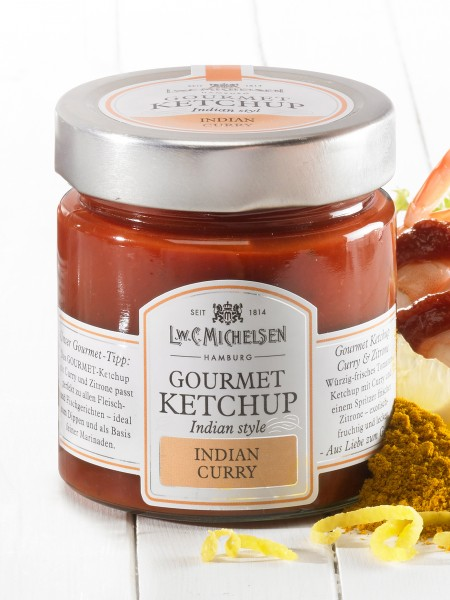 Gourmet Curry-Ketchup