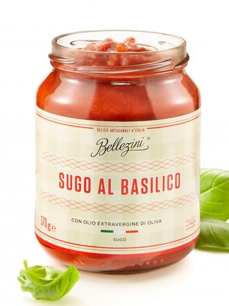 Tomatensauce Basilikum