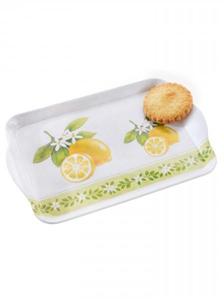 """Mini-Tablett """"Lemon"""""""