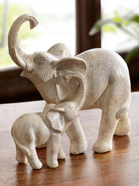 Elefanten-Duo