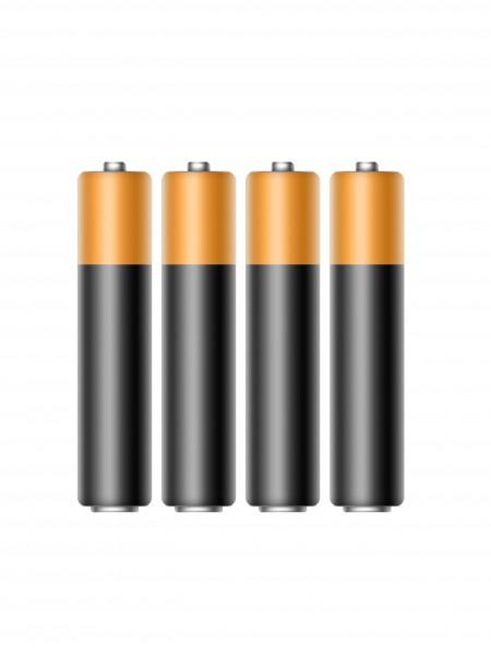 Micro-Batterien, AAA