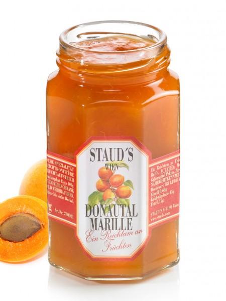 Donautal-Marillen, Fruchtaufstrich