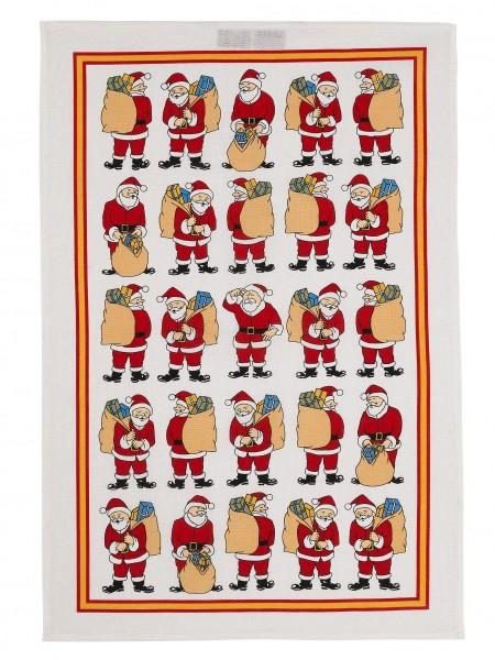 """Geschirrtuchduo """"Santa"""""""